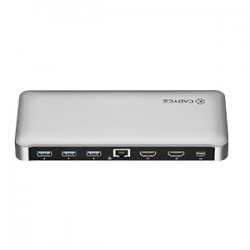Cadyce USB-C™  MultiPort Professional Docking Station CA-C3PDS