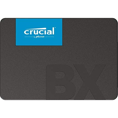 """Crucial 240GB BX500 SATA 2.5"""" 3D NAND SSD CT240BX500SSD1 Deltapage.com"""