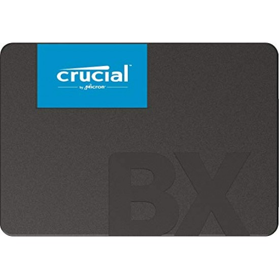 "Crucial 240GB BX500  SATA 2.5"" 3D NAND SSD CT240BX500SSD1 Deltapage.com"