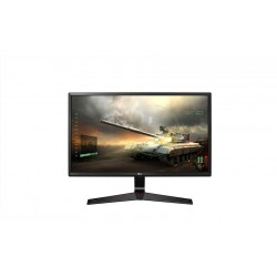 "LG 24"" Gaming Monitor 24MP59G IPS Panel FHD 1920*1080 1ms 75 Hz Free-sync With HDMi DP VGA Ports"