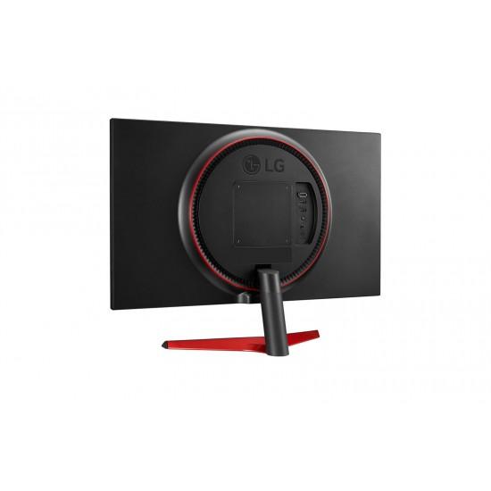 "LG 24"" 24GL600F-B Class UltraGear Gaming Monitor 1ms 144 Hz Free-sync"