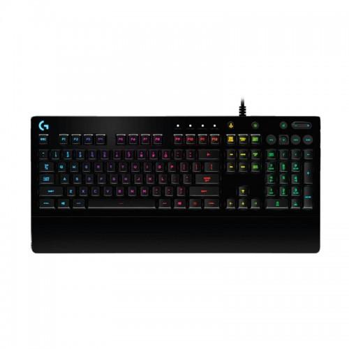 Logitech G213 PRODIGY RGB Gaming Keyboard 920-008096 Deltapage.com
