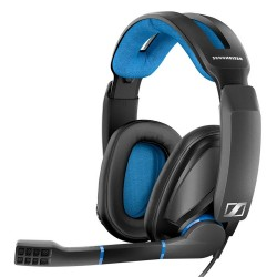 Sennheiser GSP 300 Gaming Headset With Mic For Pc Mac Ps4 And Multi-Platform