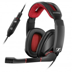 Sennheiser GSP 350 Gaming Headset With Mic For Pc Mac Ps4 And Multi-Platform