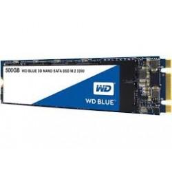 WD Blue 500 GB M.2 SSD WDS500G2B0B