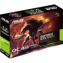 Asus Nvidia GeForce GTX1050TI 4GB DDR5 CERBERUS-GTX1050TI-04G OC Edition Dual Fan