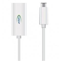 Cadyce USB-C to Gigabit Ethernet Adapter CA-C3GE