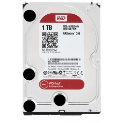 """WD Red 5400 RPM 3.5"""" Desktop HDD 1TB - WD10EFRX"""